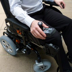 MERU Wheelchair Control Knobs