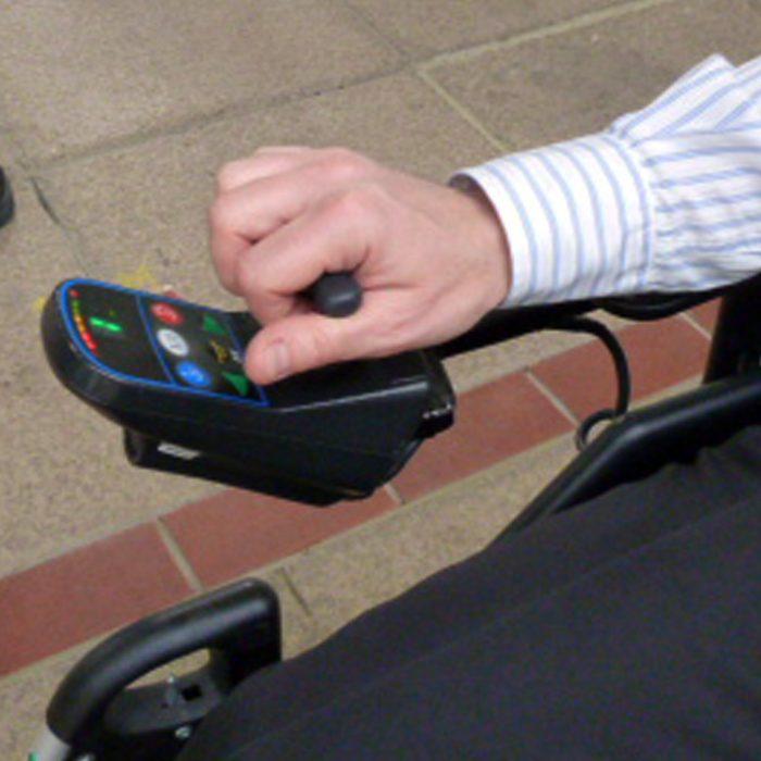 Moozi Wheelchair Control Knobs