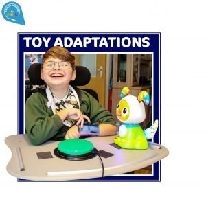 Switch adapted toy service