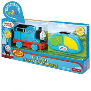 Switch Adapted Toy Thomas the Tank Engine