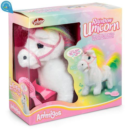 Switch Adapted Toy Unicorn Box