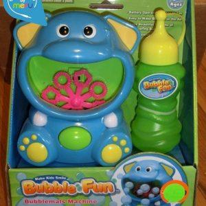 Switch adapted Elephant Bubble Machine