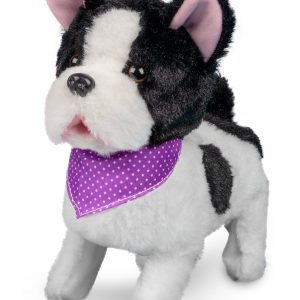 Switch Adapted Toy Bulldog