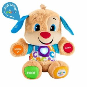 Switch Adapted Toy Smart Stage Puppy