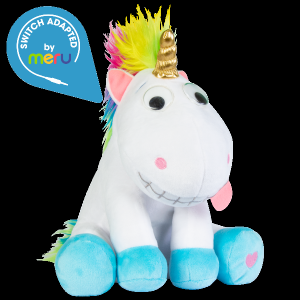 Switch Adapted Toy Puffy the Unicorn