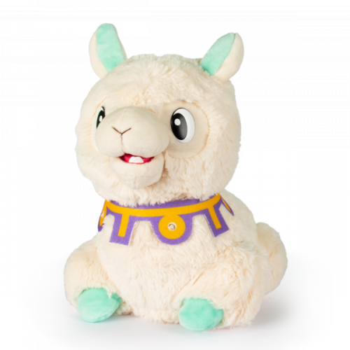 Switch Adapted Toy Spitzy the Llama