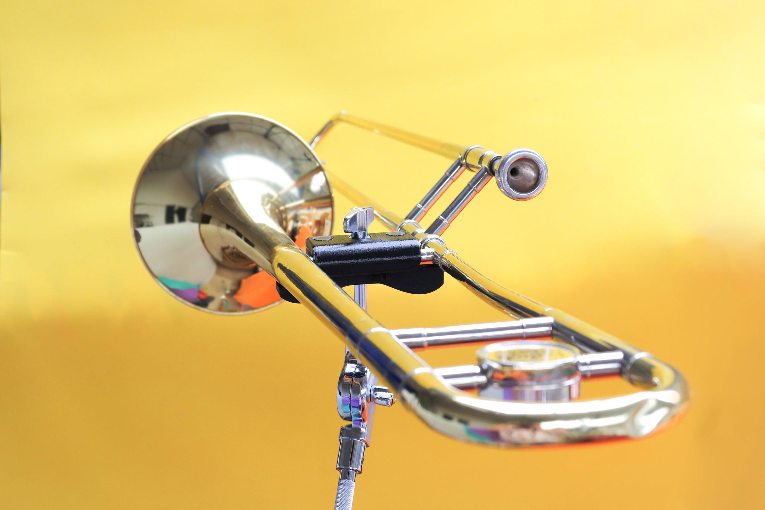 Trombone mount