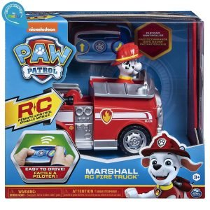 Switch Adapted Toy Paw Patrol Marshall