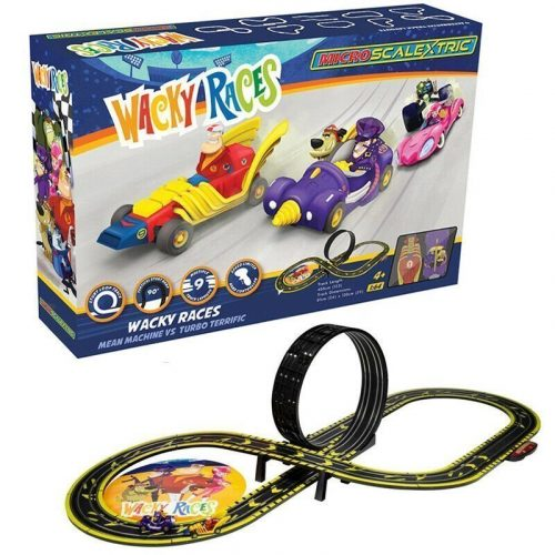 Switch Adapted Scalextric Wacky Racers