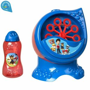 Switch Adapted Toy Paw Patrol Bubble Machine