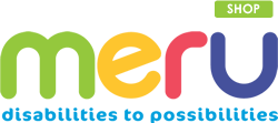 MERU Charity Shop Logo