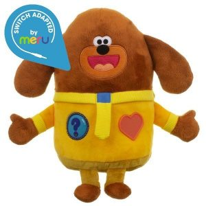 Switch adapted Toy Hey Duggee