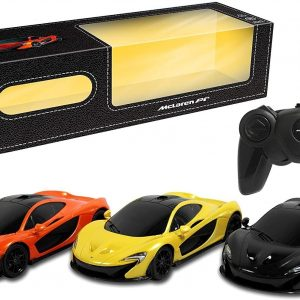 Switch Adapted Toy Remote Control McLaren