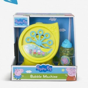 Switch Adapted Toy Peppa Pig Bubble Machine