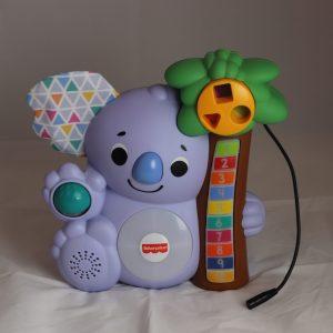 Switch Adapted Koala Toy