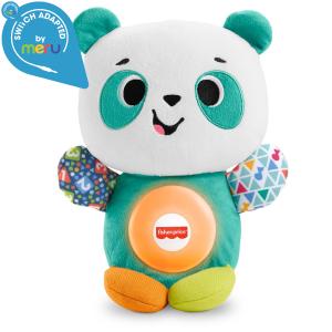 Switch Adapted Panda Fisher Price