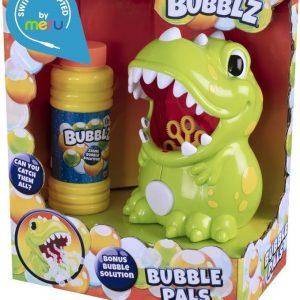 Switch Adapted Bubble Machine Dino Pal