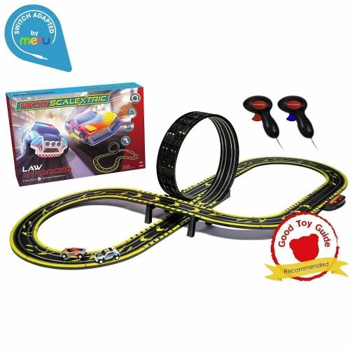 Switch Adapted Scalextric
