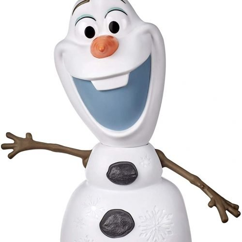 Switch Adapted Olaf Walk and Talk