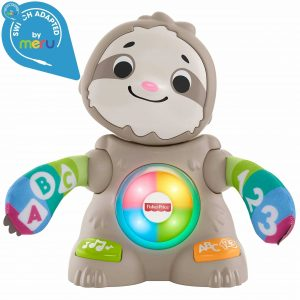 Switch Adapted Toy Fisher Price Sloth