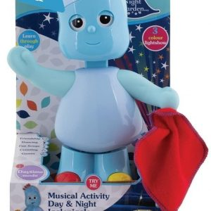 Switch Adapted Iggle Piggle Musical Activity