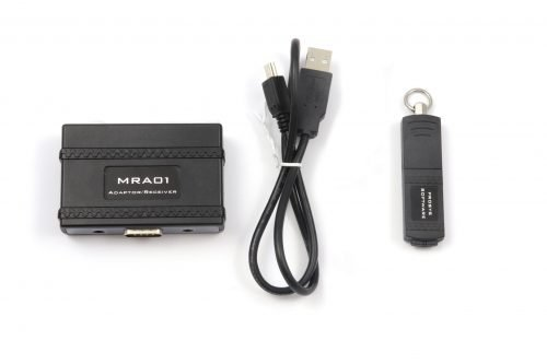 Moozi PC adapter - What's in the box