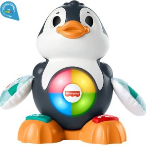 Switch Adapted Toy Fisher Price Penguin